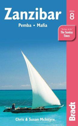 Reisgids Zanzibar, Pemba en Mafia   Bradt Guide