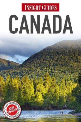 Reisgids Canada   Insight Guide ENGELS   Jane Hutchings