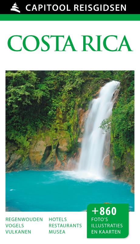 Reisgids Costa Rica   Capitool