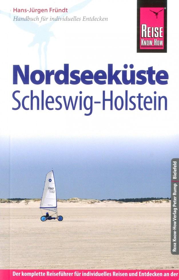 Reisgids Nordseek�ste Schleswig-Holstein   Reise Know How   Hans-J�rgen Fr�ndt