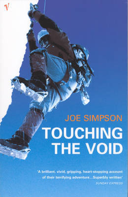 Bergsportroman Touching the Void - Joe Simpson   Perennial   Joe Simpson