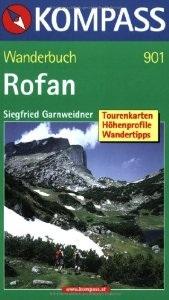 Wandelgids Rofan Wanderbuch   kompass 901