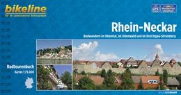 Fietsgids Radatlas Rhein-Neckar   Bikeline Esterbauer   Birgit Albrecht