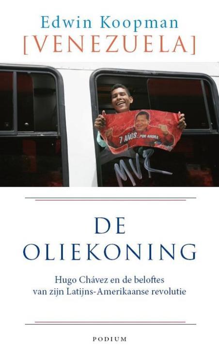 Reisverhaal De Oliekoning (Venezuela)   Podium   Edwin Koopman
