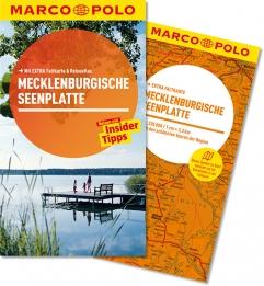 Reisgids Mecklenburgische Seenplatte   Marco Polo