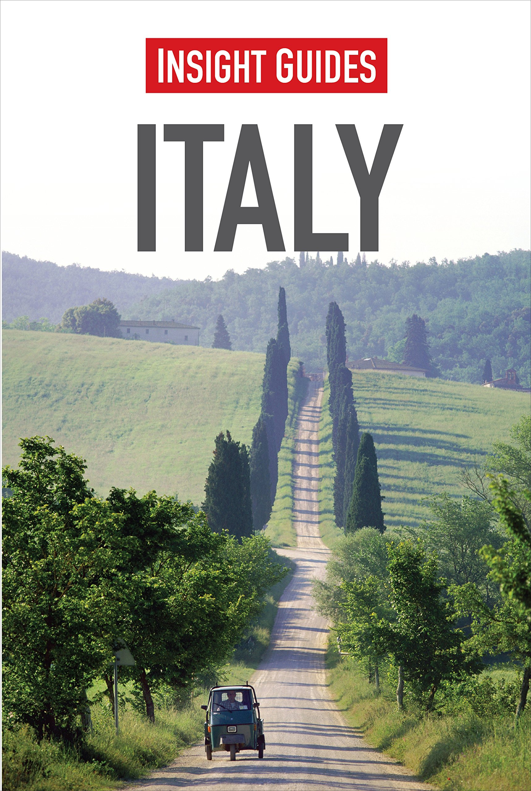 Reisgids Italy - Italië   Insight guide   Insight Guides