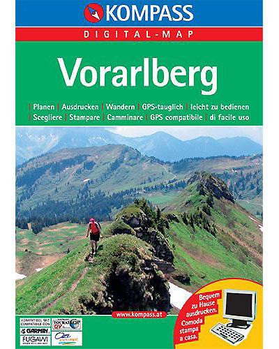 GPS 4297 Vorarlberg   Kompass