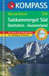 Wandelgids Salzkammergut Süd   Kompass   Wolfgang Heitzmann