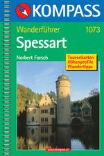 Wandelgids Spessart 1073   Kompass   Norbert Forsch