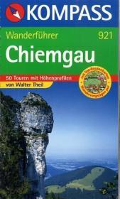 Wandelgids Chiemgau 921   Kompass   Walter Theil