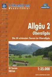 Wandelgids Wanderf�hrer Allg�u 2 - Oberallg�u   Hikeline