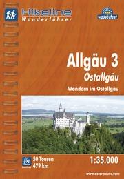 Wandelgids Wanderf�hrer Allg�u 3 - Ostallg�u    Hikeline