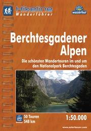 Wandelgids Wanderf�hrer Berchtesgadener Alpen   Hikeline