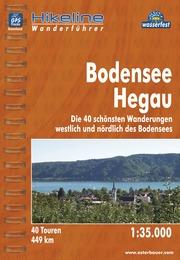 Wandelgids Wanderf�hrer Bodensee Hegau   Hikeline