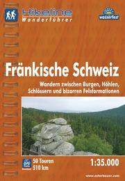 Wandelgids Wanderf�hrer Fr�nkische Schweiz   Hikeline