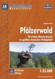 Wandelgids Wanderf�hrer Pf�lzerwald - Pfalz   Hikeline
