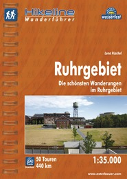 Wandelgids Wanderf�hrer Ruhrgebiet   Hikeline