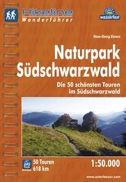 Wandelgids Wanderf�hrer Naturpark S�dschwarzwald   Hikeline
