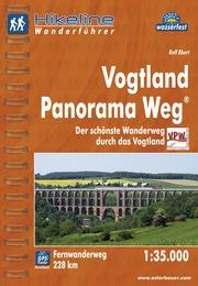 Wandelgids Fernwanderweg Vogtland Panorama Weg   Hikeline