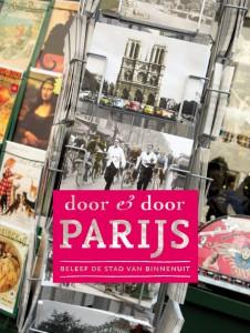 Reisgids Door & door Parijs   Kosmos   Sarah Breimer