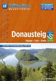 Wandelgids Wanderf�hrer Fernwanderweg Donausteig   Hikeline