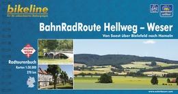 Fietsgids BahnRadRoute Hellweg - Weser   Esterbauer - Bikeline