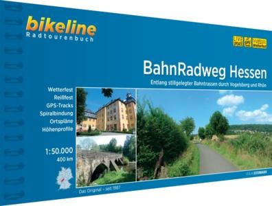 Fietsgids BahnRadweg Hessen   Esterbauer - Bikeline