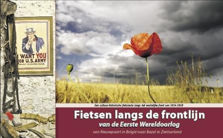 Fietsgids Fietsen langs de frontlijn   Stichting Recreatief Fietsen   Kees Swart