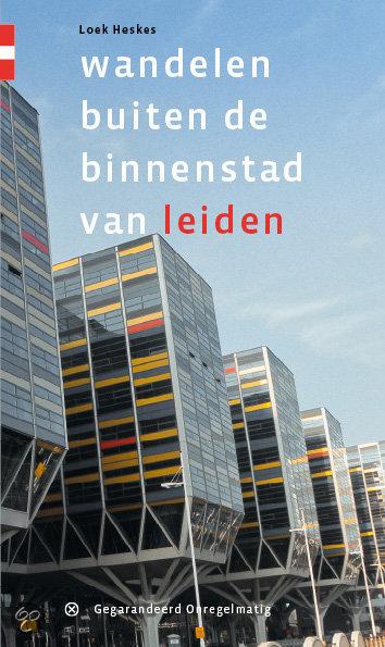 Wandelgids Wandelen buiten de binnenstad van Leiden   Gegarandeerd Onregelmatig