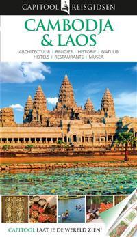 Reisgids Capitool Cambodja & Laos   Unieboek Capitool