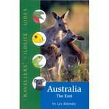 Australia the east, Travellers wildlife guides