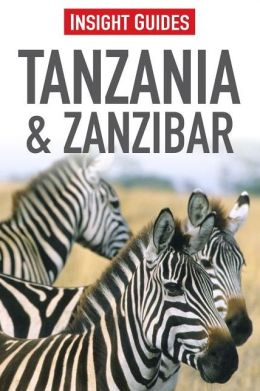 Reisgids Insight guide Tanzania en Zanzibar   APA Insight guide