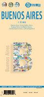 Stadsplattegrond - Wegenkaart Buenos Aires   Borch Maps