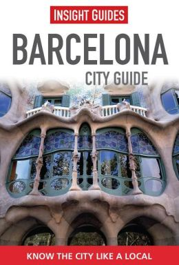 Reisgids stedengids Barcelona   Insight Guides