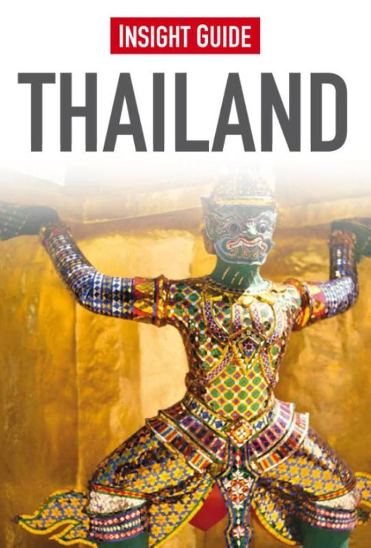 Reisgids Thailand   Insight guide (Nederlands)
