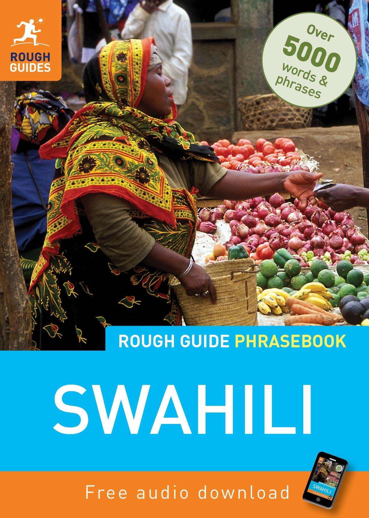 Taalgids Swahili   Rough Guide