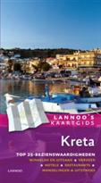 Reisgids Kaartgids Kreta   Lannoo