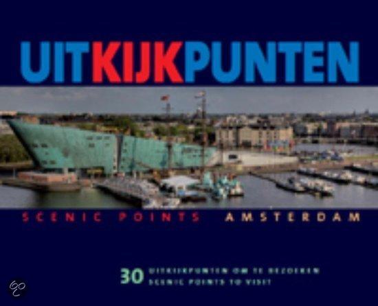 Reisgids Uitkijkpunten in Amsterdam   Gottmer