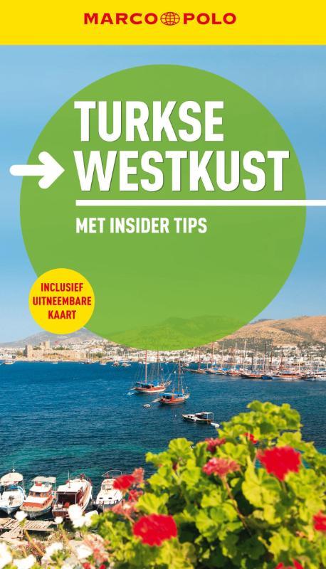 Reisgids Turkse westkust   Marco Polo   D. Zaptcioglu