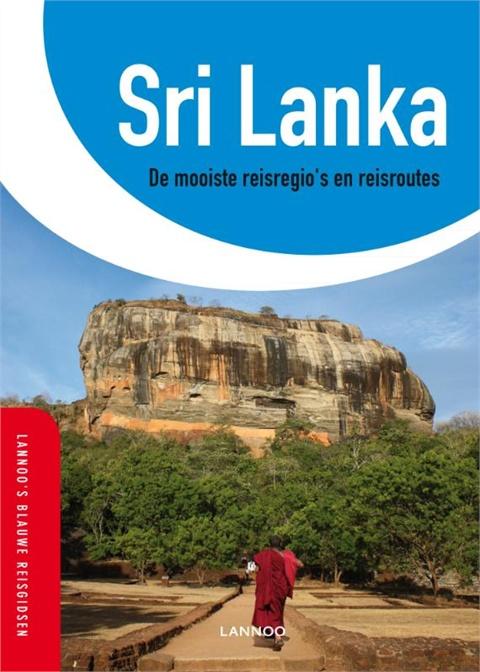 Reisgids Sri Lanka   Lannoo blauwe reisgidsen