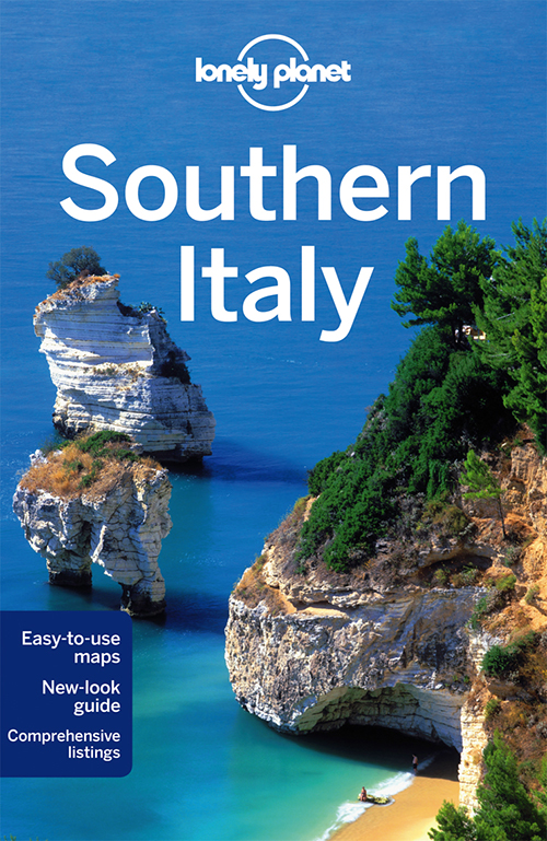 Reisgids Lonely Planet Southern Italy - zuid Italië   Lonely Planet   Cristian Bonetto, Helena Smith, Gregor Clark