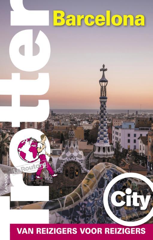 Reisgids Trotter Barcelona   Lannoo
