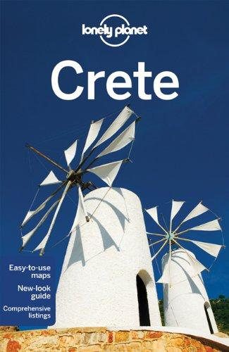 Reisgids Lonely Planet Kreta - Crete   Lonely Planet   A. Schulte-peevers