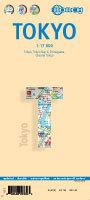 Stadsplattegrond Tokyo - Tokio   Borch Maps