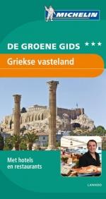 Reisgids De Groene reisgids Griekse Vasteland   Michelin