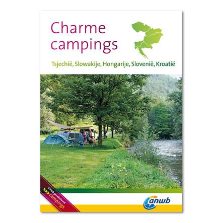 Campinggids Charme Campings Zuidoost Europa   ANWB