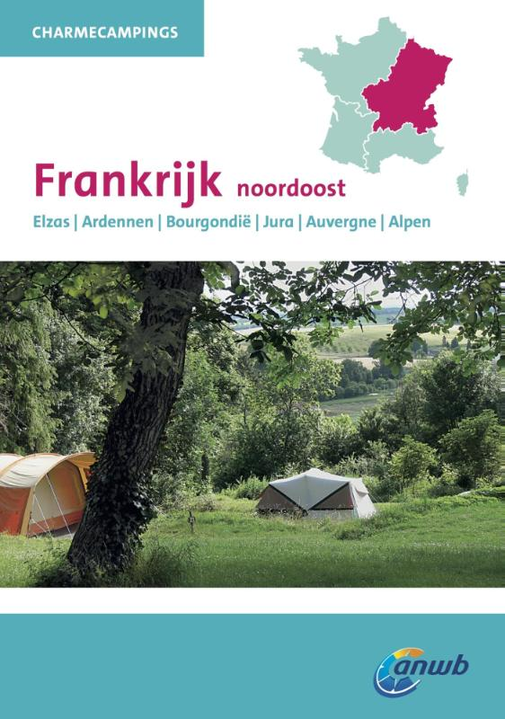 Campinggids Charme Campings Noordoost Frankrijk  ANWB