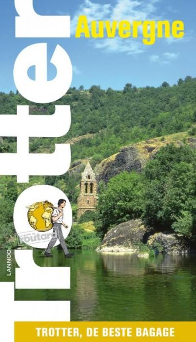 Reisgids Auvergne   Trotter