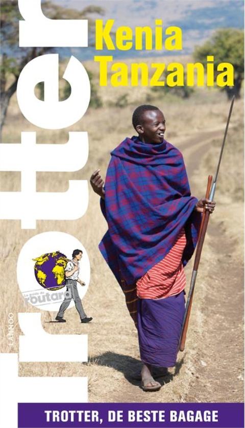 Reisgids Kenia & Tanzania   Trotter lannoo