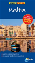 Reisgids Malta   ANWB extra